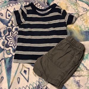 Carter's Baby Boy Outfit